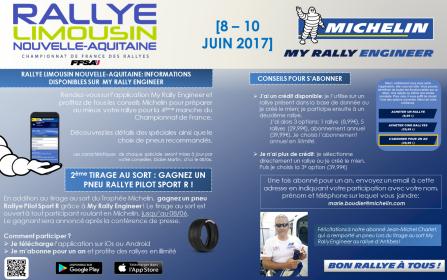 Newsletter rallye du Limousin