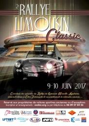 AFFICHE 2017-Rallye Classic